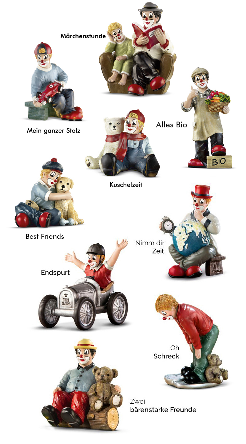 Clubfiguren - Editionsfiguren