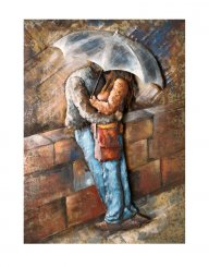 GILDE Gallery Rainy Kisses