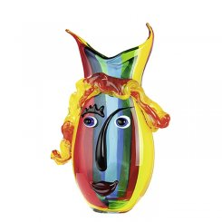 Vase Glasart Rainbow