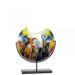 Glasart Deko Vase Fresh Flowers
