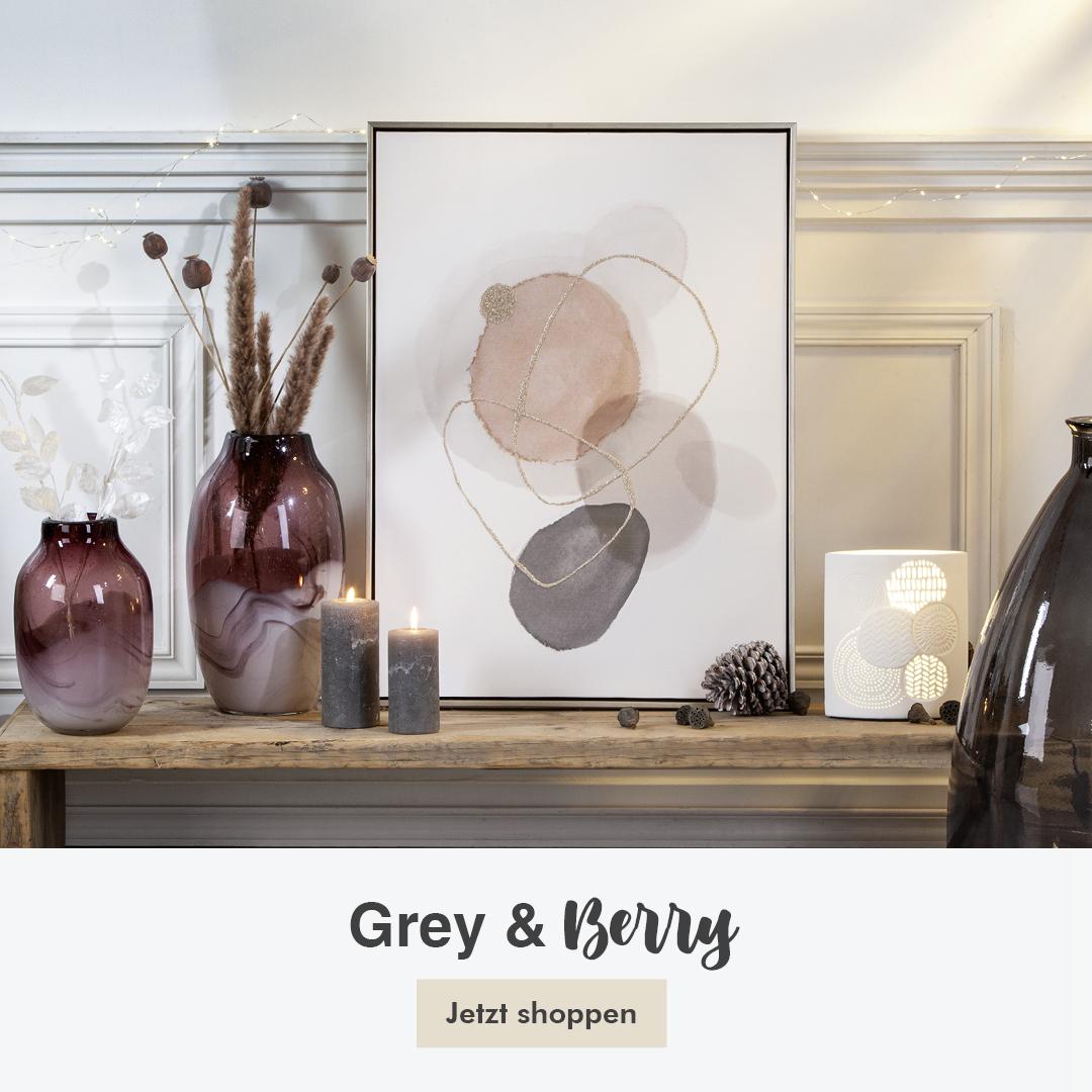 - Grey & Berry -